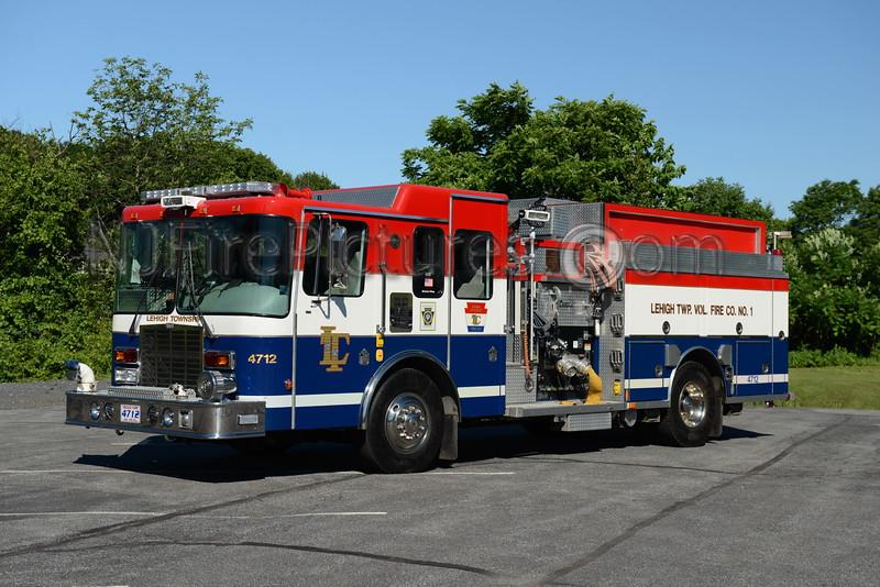 LEHIGH TOWNSHIP, PA ENGINE 4712