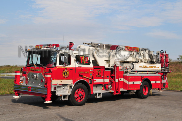 PERRY COUNTY, PA FIRE APPARATUS
