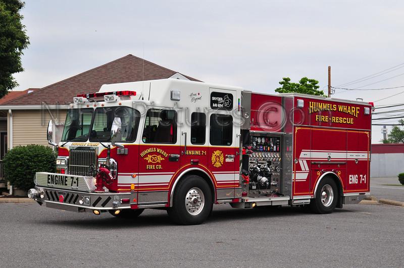 HUMMELS WHARF, PA ENGINE 7-1