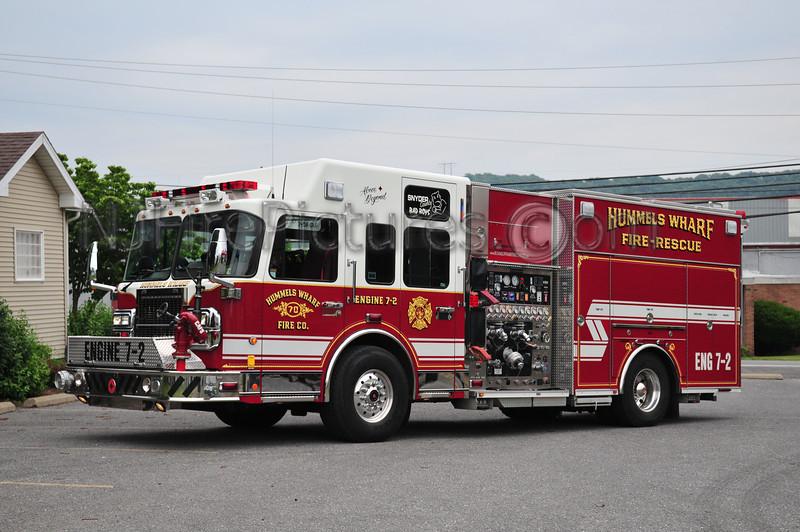 HUMMELS WHARF, PA ENGINE 7-2