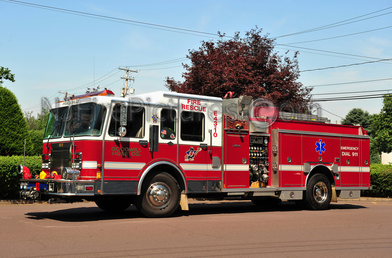 FRACKVILLE ENGINE 43-10 - 1994 SPARTAN/CENTRAL STATES 1500/500/30/12