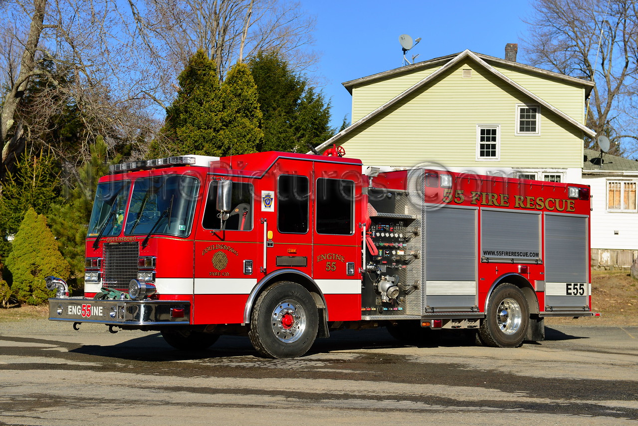 GOULDSBORO, PA ENGINE 55