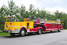 GREENSBURG, PA (CARBON FIRE DEPT) 1970 SEAGRAVE 100' TDA NOW PRIVATELY OWNED