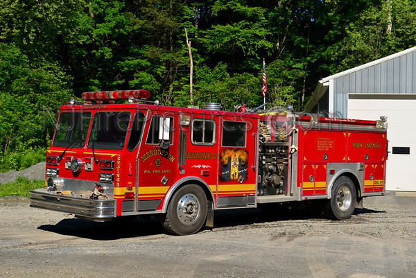 WYOMING COUNTY FIRE APPARATUS