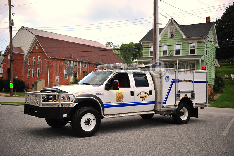 YOE, PA ATTACK 36 - 2005 FORD F550/FIREMATIC 300/270