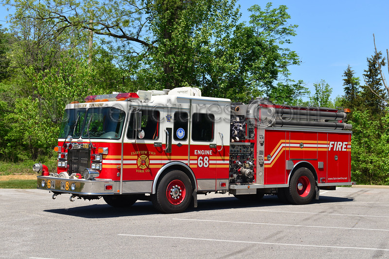 FAIRVIEW TWP, PA ENGINE 68