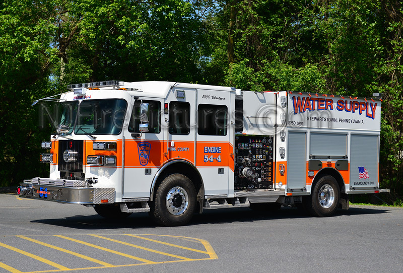 STEWARTSTOWN, PA ENGINE 54-4