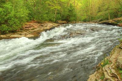 Beautiful Stream in Pennsylvania