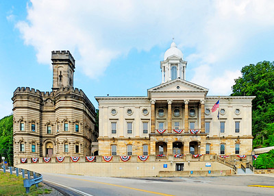 Armstrong County Courthouse- (Item-5069)