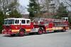 Mt. Penn Ladder 1: 1992 / 2009 Seagrave 100'<br /> x-Cincinnati, OH