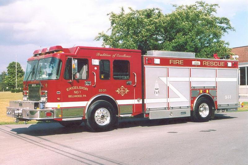 Bellwood Engine 22-31