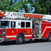 Northampton Twp. Fire Department<br /> Quint-73<br /> 2011 Seagrave 2000/400/75'<br /> Photo by: Alex M. Poitevien