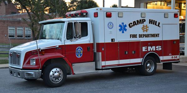 """""""Ambulance 14"""""""