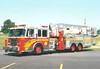 Hampden Township Truck 130: 1995 Spartan/Saulsbury/Baker 95'