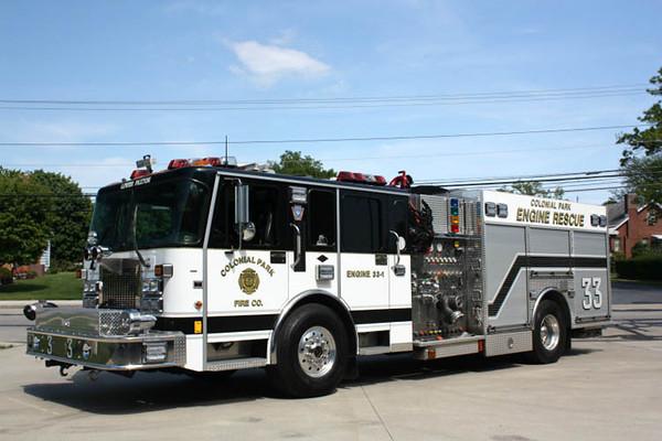 """Rescue Engine 33-1"""