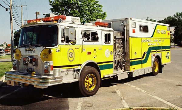 """Former Rescue 42"""