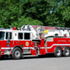 Middletown Fire Company<br /> Truck-88<br /> 2009 Seagrave 95' Aerialscope<br /> Photo by: Alex M. Poitevien Jr.