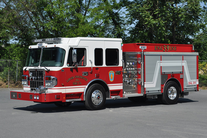 E39<br /> 2012 Spartan Metro Star/Custom Fire 1250/500