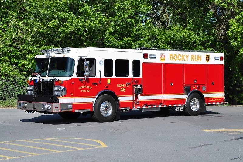 E46<br /> 2015 Spartan/Marion 1750/750