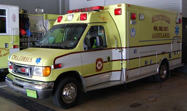 """Former Ambulance 7-7"""