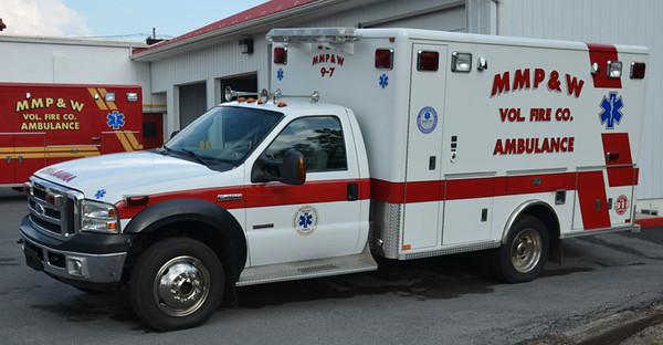 """""""Ambulance 9-7"""""""