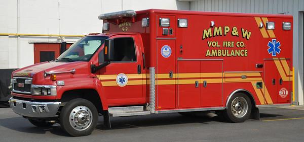 """Former Ambulance 9-9"""