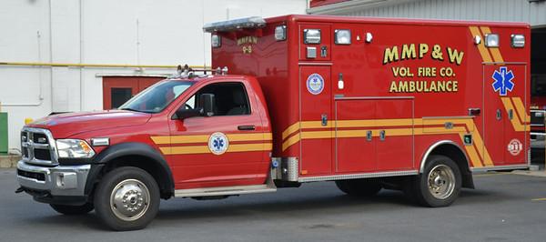 """""""Ambulance 9-9"""""""