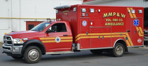 """""""Ambulance 9-8"""""""
