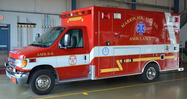 """""""Ambulance 8-8"""""""