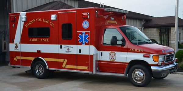 """""""Ambulance 8-9"""""""