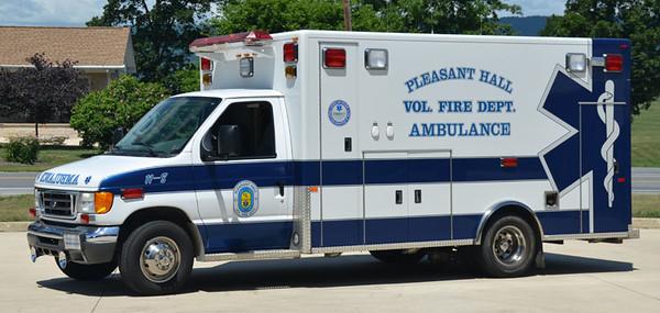 """""""Ambulance 11-8"""""""