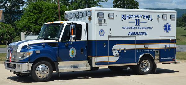 """""""Ambulance 11-9"""""""