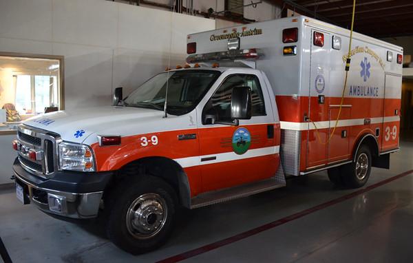 """""""Ambulance 3-9"""""""
