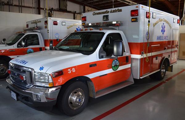"""""""Ambulance 3-8"""""""