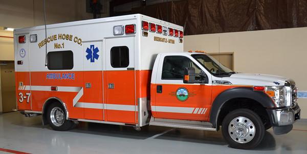 """""""Ambulance 3-7"""""""