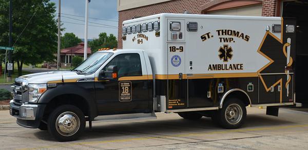 """""""Ambulance 18-9"""""""