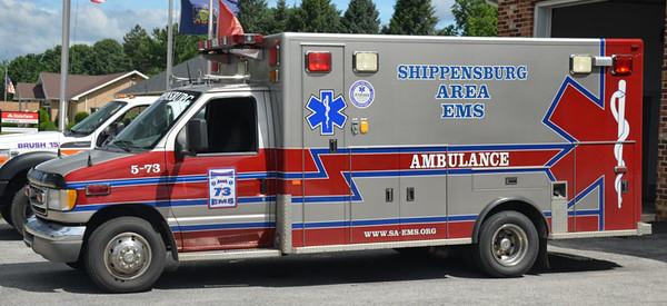 """""""Ambulance 5-73"""""""