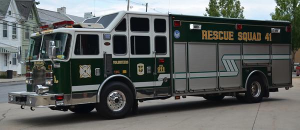 """Rescue Squad 41"""