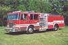 Hustontown Engine 157: 1995 Spartan/General 1500/1000