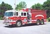 Chambersburg - McKinley Street Volunteers<br /> Engine/Tanker 14: 1991 Pierce Lance 1750/3000<br /> x-Churchtown, PA
