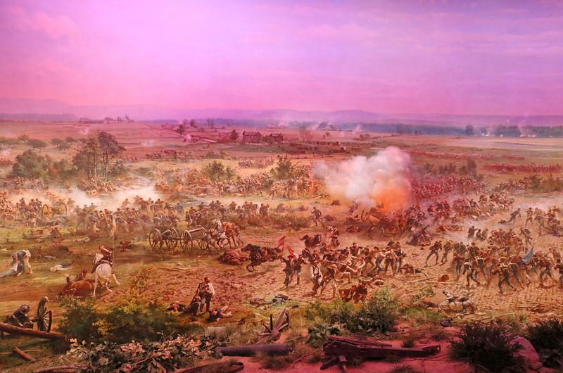 Battle of Gettysburg Cyclodrama 9