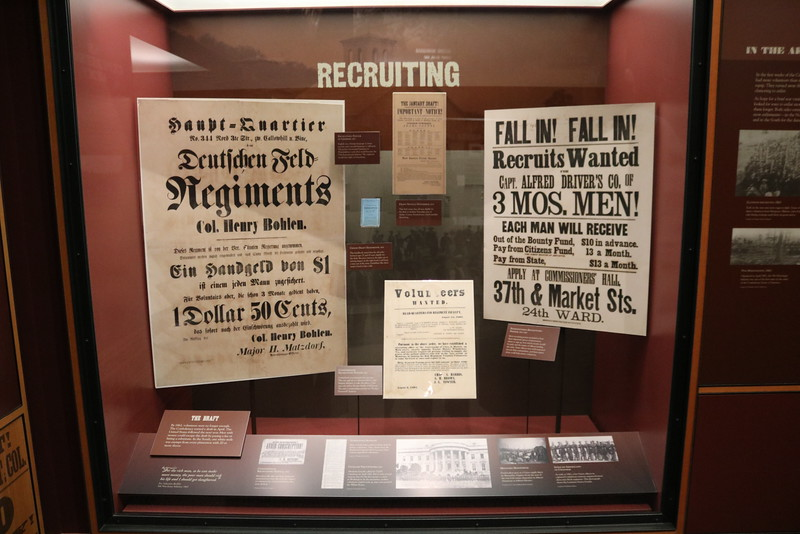 Civil War Recruiting Posters