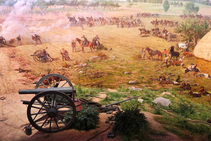 Battle of Gettysburg Cyclodrama 11