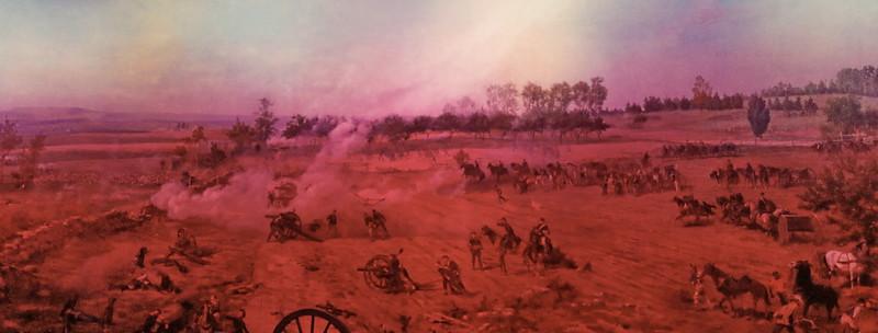 Battle of Gettysburg Cyclodrama 4