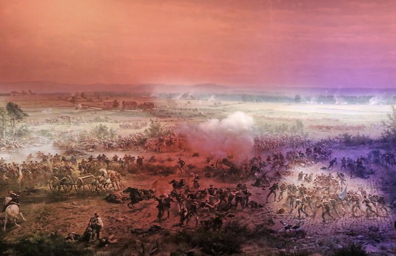 Battle of Gettysburg Cyclodrama 3