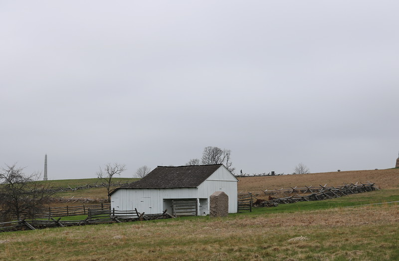 Barn on the Battlefield