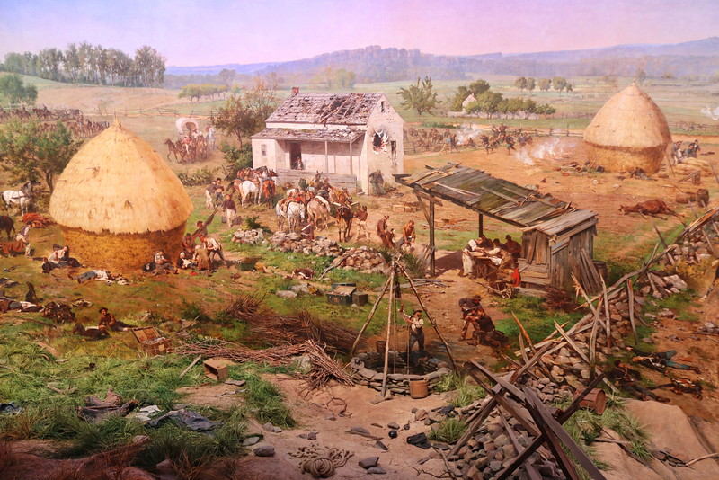 Battle of Gettysburg Cyclodrama 12