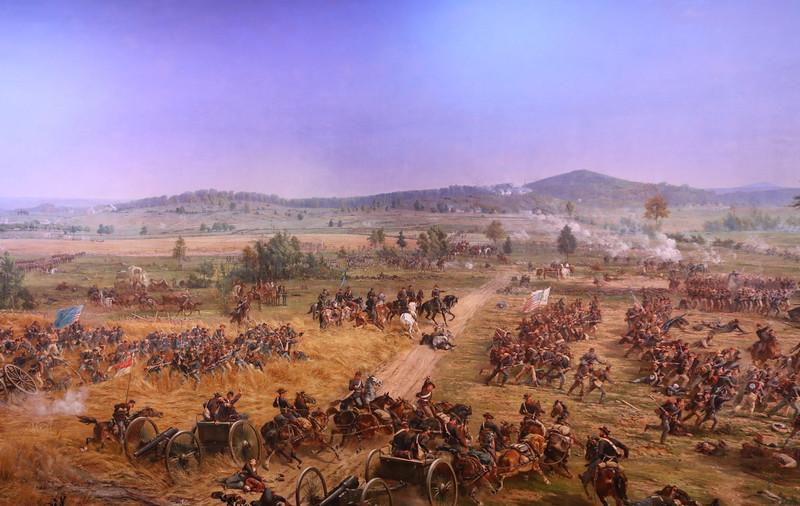 Battle of Gettysburg Cyclodrama 10
