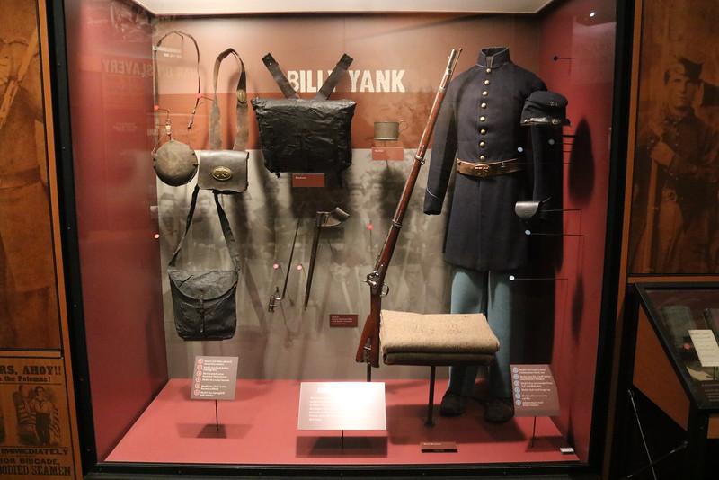 Billy Yank Uniform