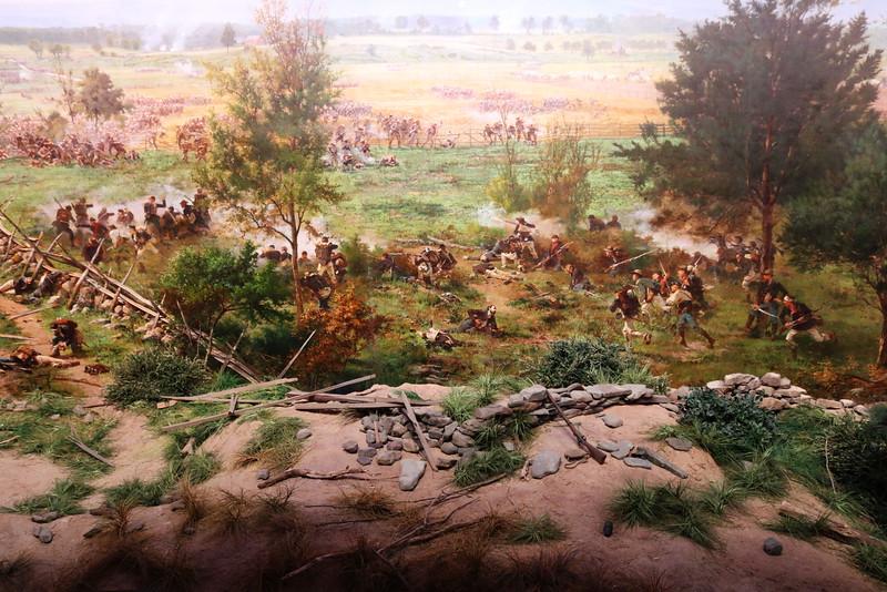 Battle of Gettysburg Cyclodrama 7